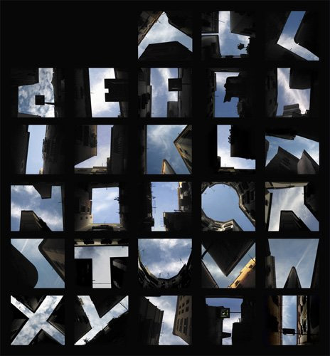 Type the Sky | Lisa Rienermann