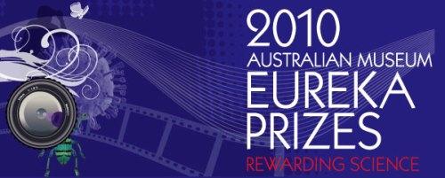 eureka awards 2010